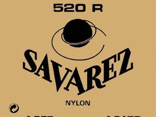 Savarez 520R - 179 kr