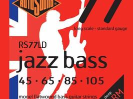 ROTOSOUND Bassträngar Flatwound - 579 kr