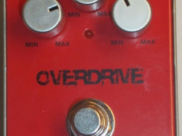 Palmer overdrive 295:-