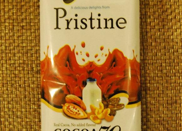 Dark chocolates 70% Cooca  100g