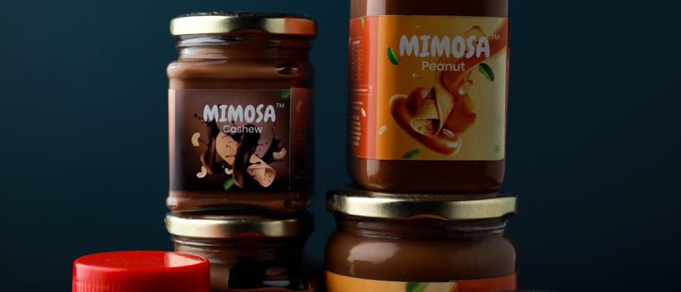 Cashew & Peanut chocolate  spreads in Kerala