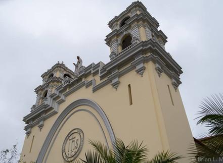 Quick Photos While Visiting Lima, Peru!
