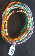 Confetti Waist beads