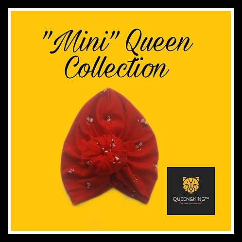 Mini Rose (R2W) Head wrap-MQ™
