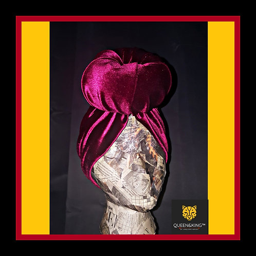 Red Velvet Headwrap (R2W)