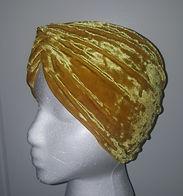 mustard Turban