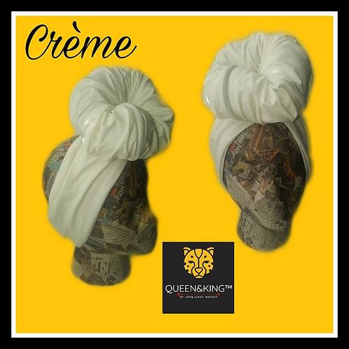 Crème Head wrap (R2W)