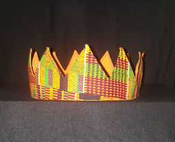 Kente Crown
