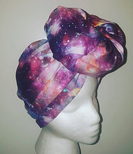 Galaxy Head Wrap