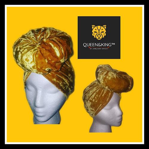 Mustard (R2W) Head Wrap