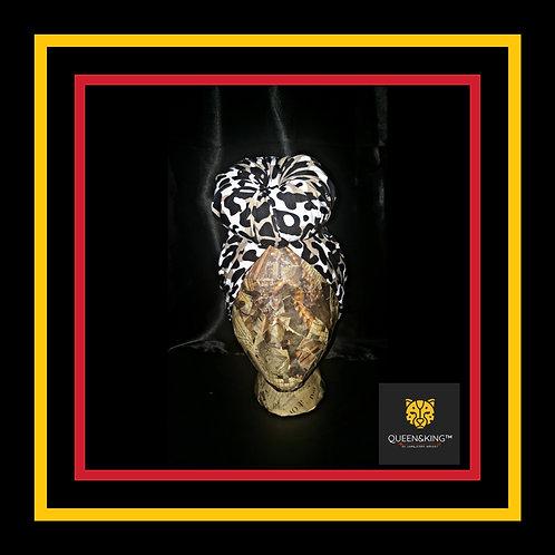 Leopard Headwrap (R2W)