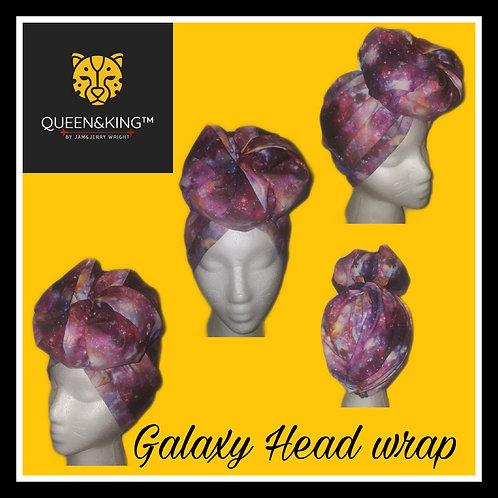 Galaxy (R2W) Head Wrap
