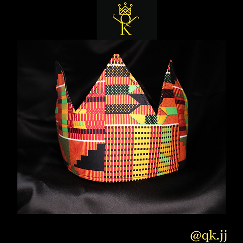 Nina Kente Crown