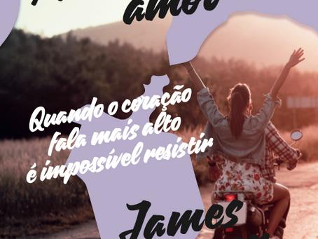 MEU PRIMEIRO AMOR é livro de James Patterson para o público jovem que gosta de sick lit