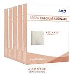 Calcium Alginate Wound Dressing (Case)