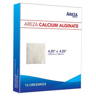 calcium alginate wound dressing areza medical
