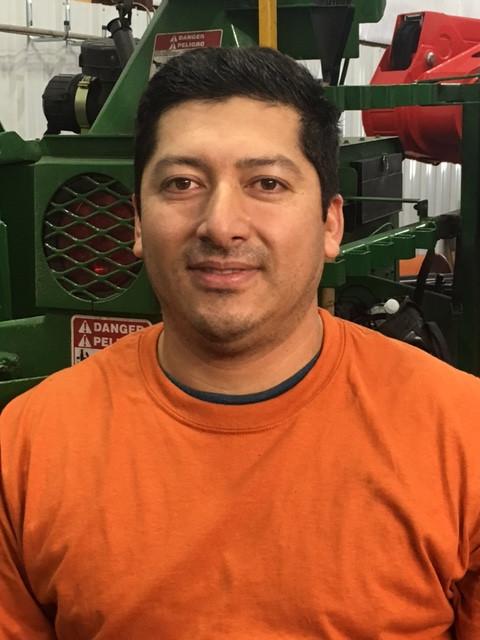 Juan Carlos Mancia, CTSP helps keep our team safe