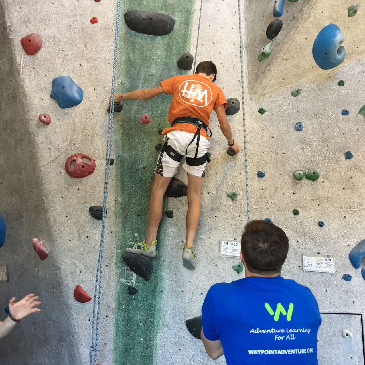 Climbing for a Cause