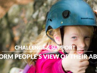 HMI Climbs for a Cause