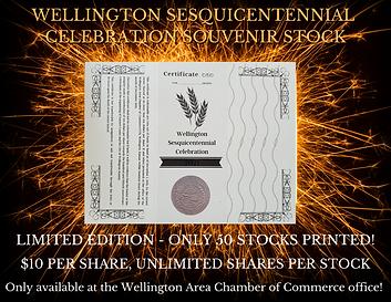Wellington Sesquicentennial Celebration Souvenir Stock (2).png