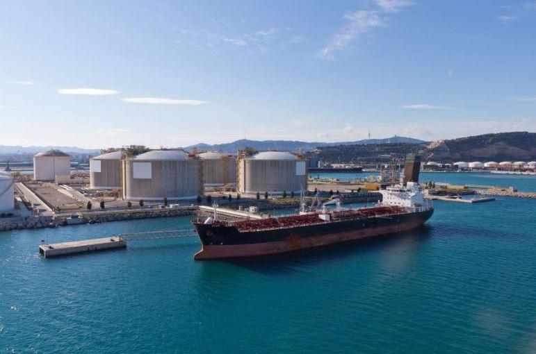 المسارات البحرية للنفط والغاز في الشرق الأوسط