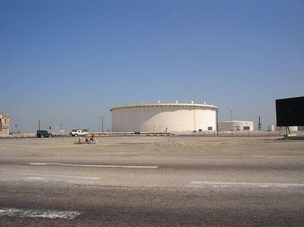 الصناعة النفطية في البحرين