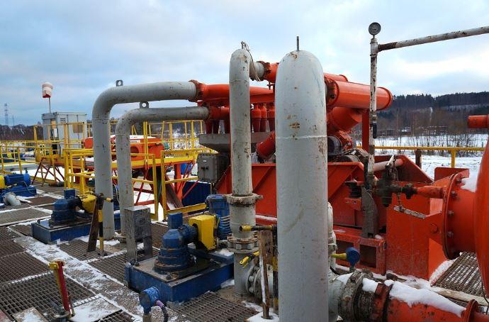 متكثف الغاز الطبيعي