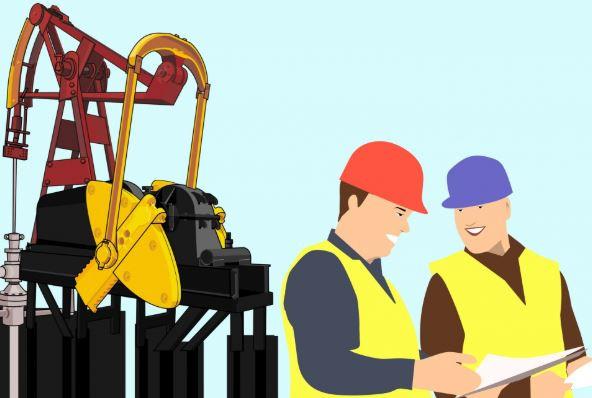 خمس أسئلة شائعة يتم طرحها لمهندسي البترول في مقابلات العمل