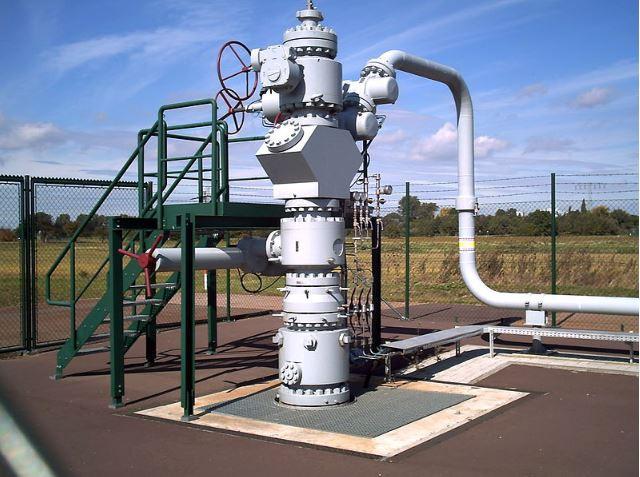 المكونات الأساسية لصمامات آبار النفط والغاز