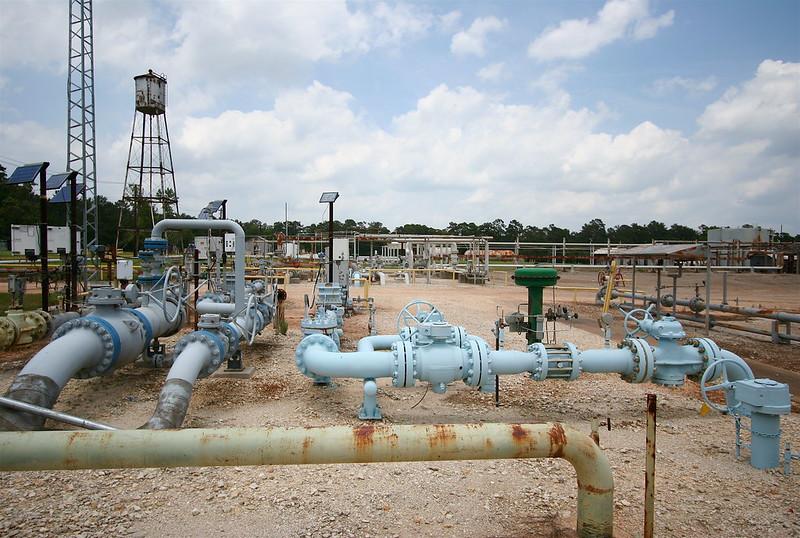 تقنية تحويل الغاز إلى سوائل