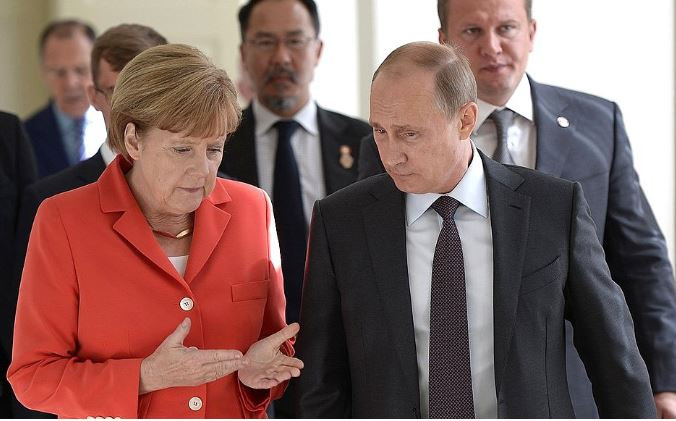 """بماذا صرحت """"ميركل"""" المستشارة الألمانية بشأن مشروع """"السيل الشمالي-2""""؟"""