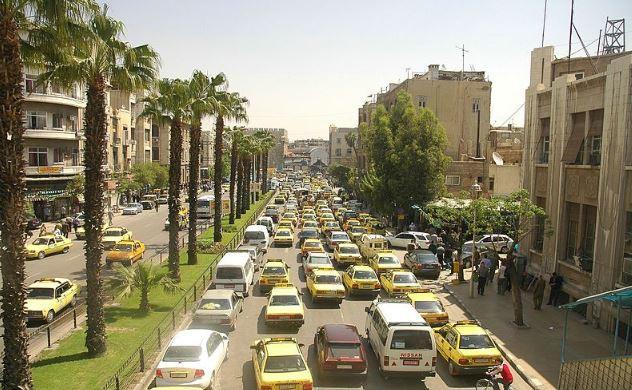 دراسة مشروع تحويل سيارات الأجرة العامة في سورية للعمل على الغاز المضغوط