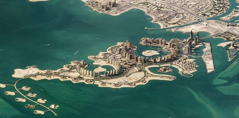 الموانئ النفطية في قطر