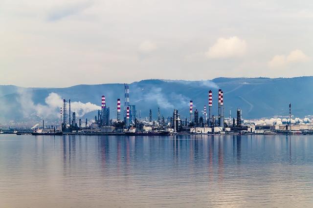 مراحل الحصول على النفط