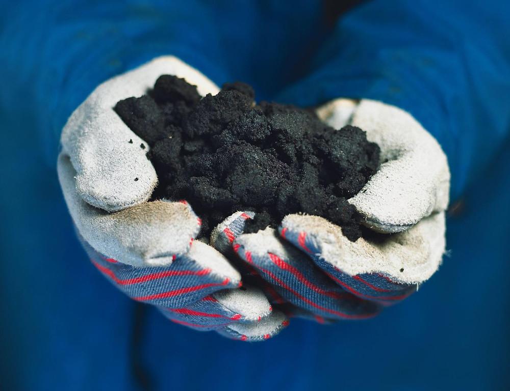 آلية تشكل النفط الثقيل والثقيل جداً