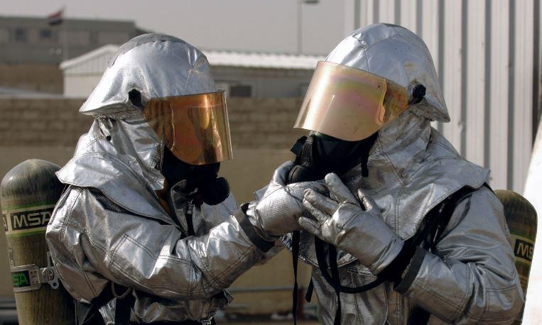 العمل الآمن مع مخاطر غاز كبريتيد الهيدرجين(H2S)