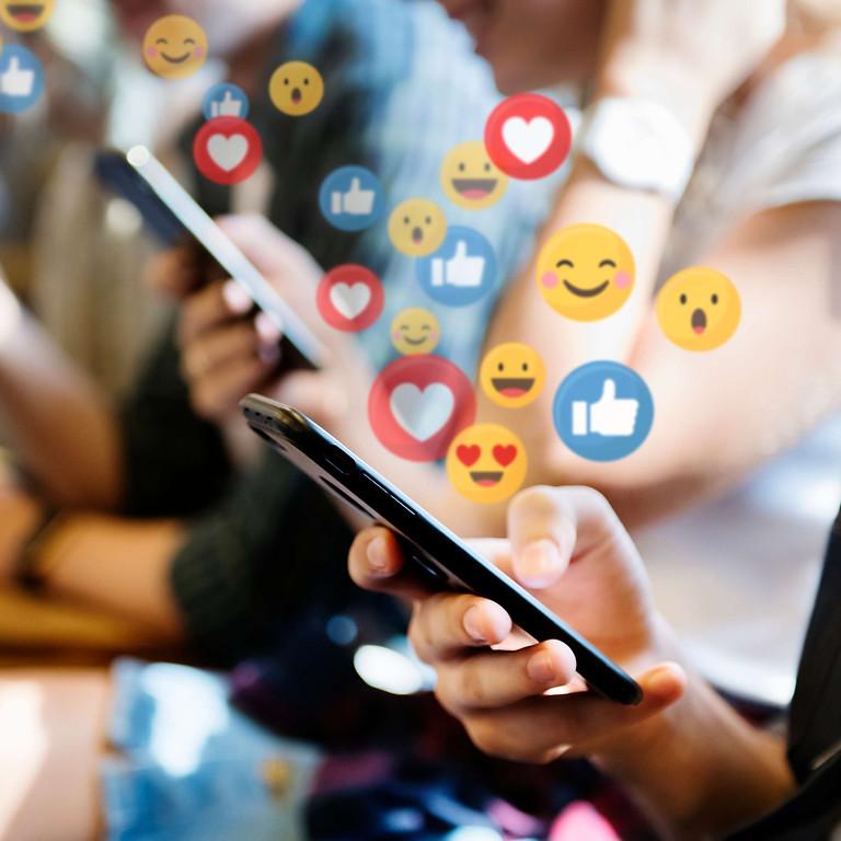Social Media Live Stream