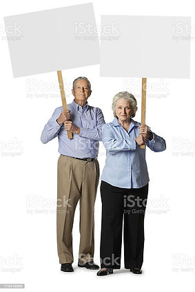 senior male and female protesting.jpg