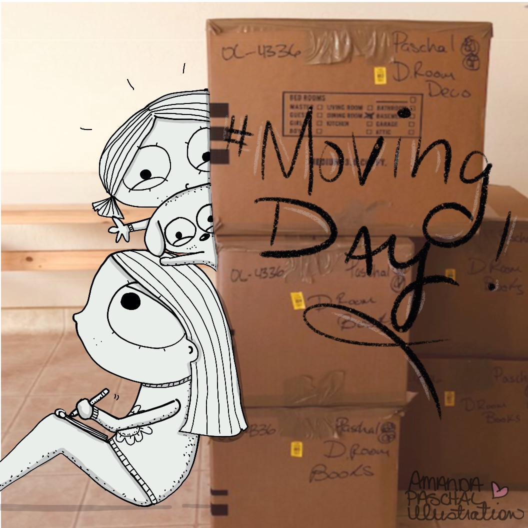 """Moving Day!"""