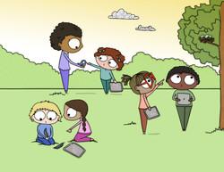 """Nearpod Commission """"Outside Learning"""""""