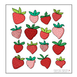 Strawberries_Commission Open