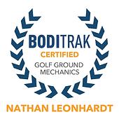 Boditrak Certification