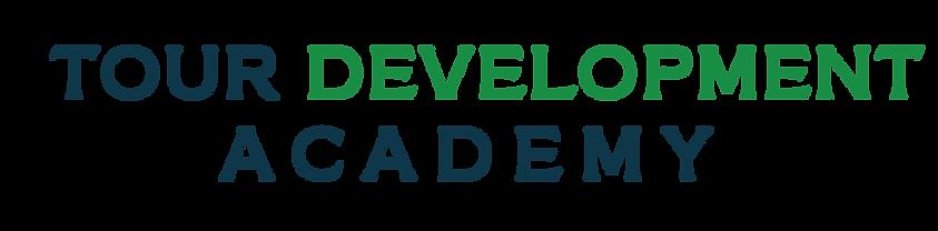 Tour Development Academy (words-centered)