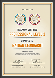 TrackMan Certified