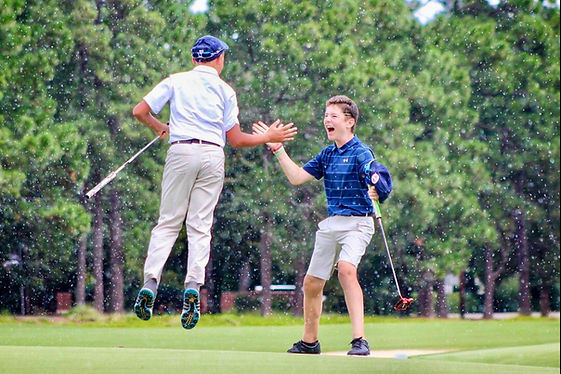 Junior golf US Kids world championship