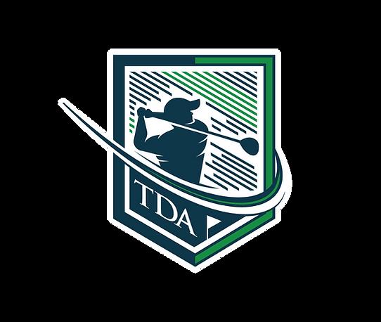 TDA Symbol - Dark Background