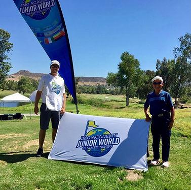 Junior golf world championship