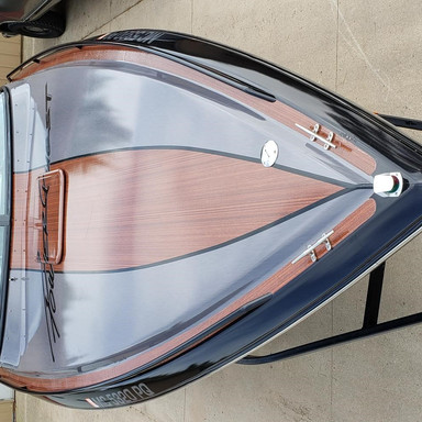 bow Exterior Boat Wrap