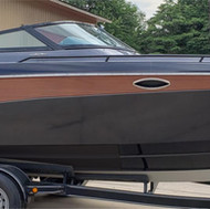 Starboard Exterior Boat Wrap