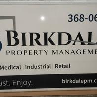 Birkdale Sign